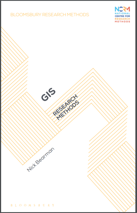 GIS Research Methods book front cover
